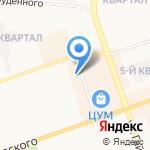 Агро-Белогорье на карте Дзержинска