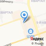 Минбанк на карте Дзержинска