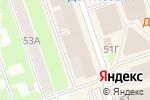 Схема проезда до компании Element в Дзержинске
