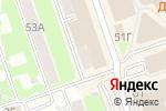 Схема проезда до компании Torex в Дзержинске