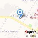 КапиталСтрой на карте Дзержинска