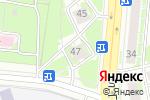 Схема проезда до компании Тонус в Дзержинске