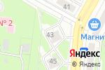 Схема проезда до компании Авторадуга в Дзержинске