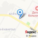 Союз-Сталь на карте Дзержинска