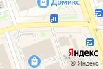 Схема проезда до компании Киоск по ремонту обуви в Дзержинске