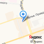 ВолгаТрансХим на карте Дзержинска