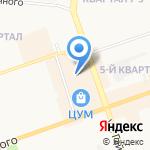Хозяюшка на карте Дзержинска