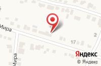 Схема проезда до компании Гео-Газ-Сервис в Подгорной