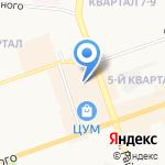 GSM Сота на карте Дзержинска