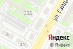 Схема проезда до компании Zапчастер в Дзержинске