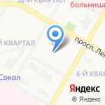 Детский сад №114 на карте Дзержинска