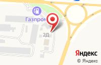 Схема проезда до компании Магазин автозапчастей в Подгорной