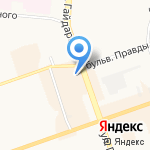 ФИНАНС НН на карте Дзержинска