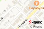 Схема проезда до компании Столовая в Незлобной