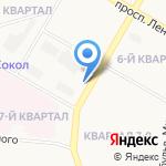 Дзержинский Центр Кровли на карте Дзержинска