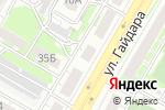 Схема проезда до компании Дзержинский Центр Кровли в Дзержинске