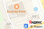 Схема проезда до компании Дрема в Дзержинске