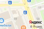 Схема проезда до компании Киоск табачной продукции в Дзержинске