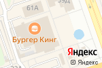 Схема проезда до компании Кухня Пара в Дзержинске