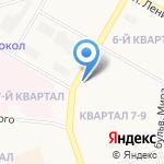 Гран-Д на карте Дзержинска