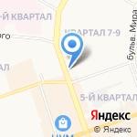Ника Спринг Лаборатория на карте Дзержинска