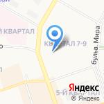 Детский сад №2 на карте Дзержинска