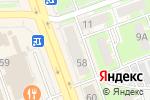 Схема проезда до компании Вита Экспресс в Дзержинске