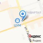 Госаптека на карте Дзержинска