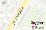 Схема проезда до компании Auto concept в Дзержинске