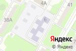 Схема проезда до компании Детский сад №128 в Дзержинске
