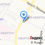 Auto concept на карте Дзержинска