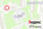 Схема проезда до компании Детский сад №2 в Дзержинске
