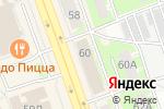 Схема проезда до компании Мой сувенир в Дзержинске