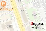 Схема проезда до компании Центр Оперативной Печати в Дзержинске