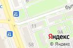 Схема проезда до компании Агентство оценки в Дзержинске