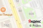 Схема проезда до компании Авторейс-СПБ в Дзержинске