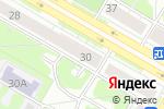 Схема проезда до компании Ортомед Plus в Дзержинске
