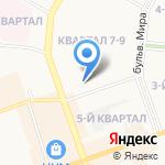 Росгосстрах-Жизнь на карте Дзержинска