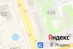 Схема проезда до компании Центр.ру в Дзержинске