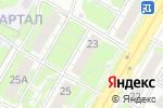 Схема проезда до компании Auto-Dimex в Дзержинске