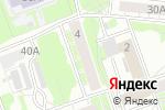 Схема проезда до компании Военно-мемориальная компания в Дзержинске