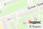 Схема проезда до компании Лучия де Феличе в Дзержинске