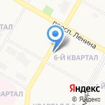 Престиж на карте Дзержинска