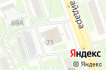 Схема проезда до компании Симагина К.С. в Дзержинске