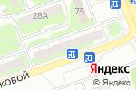 Схема проезда до компании Элита в Дзержинске