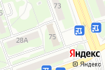 Схема проезда до компании Балахнинское стекло в Дзержинске