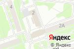 Схема проезда до компании Дельта-В в Дзержинске