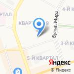 Эталон на карте Дзержинска