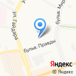 Институт Дзержинскгражданпроект на карте Дзержинска