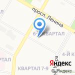 Дом Строй на карте Дзержинска